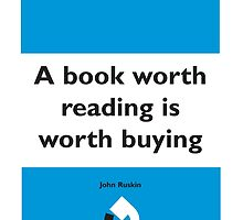 On Books - John Ruskin by Colin Robson