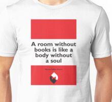 On Books - Marcus Tullius Cicero Unisex T-Shirt