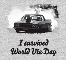 I survived World Ute Day by ArtbyCowboy