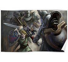 The Legend of Zelda - Link [Fan Art] Poster