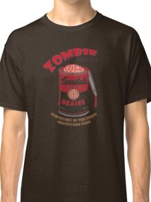 Zombie Brains Soup Classic T-Shirt