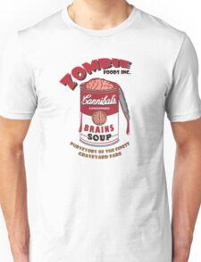 Zombie Brains Soup Unisex T-Shirt