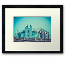 Theatre of Dreams Framed Print