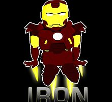 Iron Avenger by SCoffin