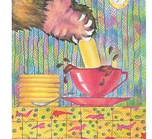 tea Time by serpinga