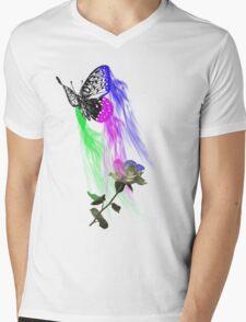 colour thief Mens V-Neck T-Shirt
