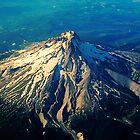 Flying above an Oregon Landscape by J. D. Adsit