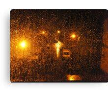 Summer Storm.......... Canvas Print