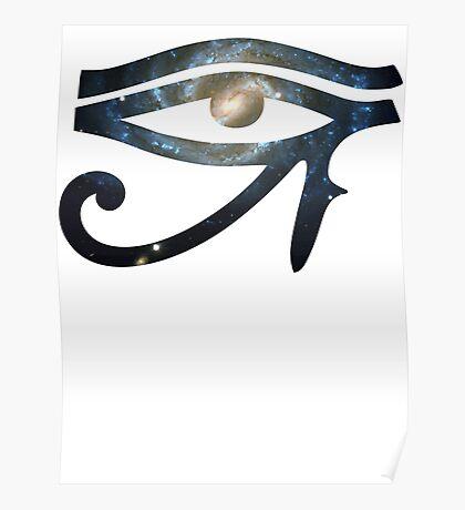 The Lost Galaxy   Eye of Ra [Eye of Horus] Poster