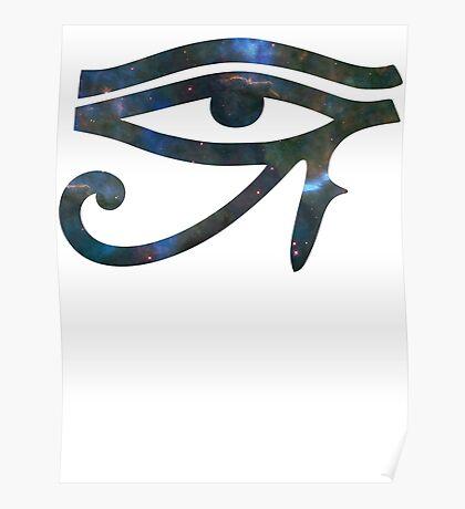 Carina's Mystic Mist   Eye of Ra [Eye of Horus] Poster