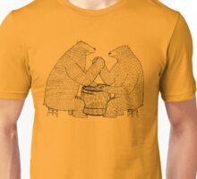 Winner gets the honey. Unisex T-Shirt