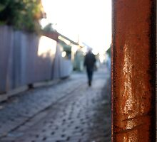 Laneways and dreams # 1 by Faith Hunter