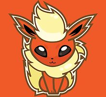 Flareon by gizorge