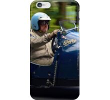 One Man and his Toy! iPhone Case/Skin