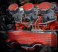 348 Chevrolet by dlhedberg