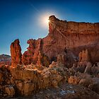 Sunburst in Bryce Canyon by KellyHeaton