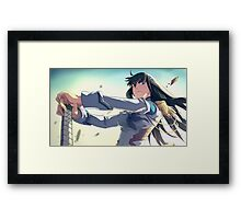 Kill la Kill ! Framed Print