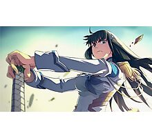 Kill la Kill ! Photographic Print