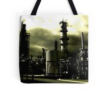 Fuelly Towers Tote Bag