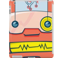 Robo Face iPad Case/Skin