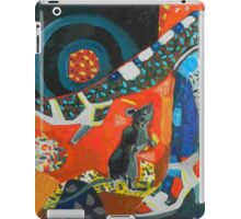 Jazz bar iPad Case/Skin