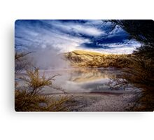 Sacred Water Canvas Print