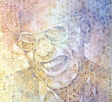 Ray Charles by Malcolm Coils