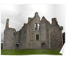 Glenbuchat castle Poster