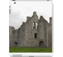 Glenbuchat castle iPad Case/Skin