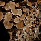 Fire wood by HeidiD