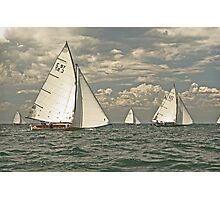 Sail on by Photographic Print