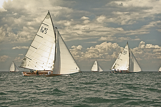 Sail on by by Jo O'Brien