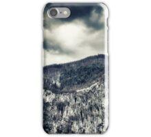 Winter landscape iPhone Case/Skin