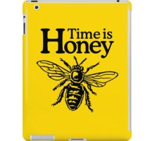 Time is Honey iPad Case/Skin