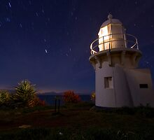 Fingal Head Lighthouse by David de Groot