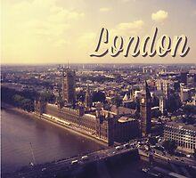 Thames River by designofmine