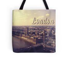 Thames River Tote Bag