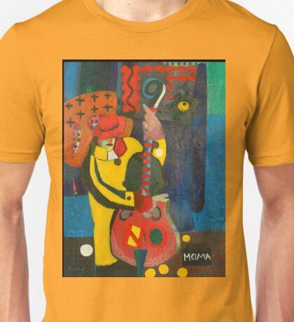 Street musicians Unisex T-Shirt