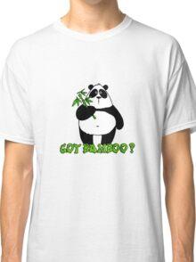 got bamboo? Classic T-Shirt