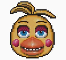 Five Nights at Freddy's 2 - Pixel art - Toy Chica Kids Clothes