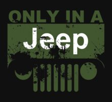 Only In A Jeep by orisrebello