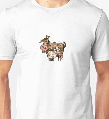 momma goat Unisex T-Shirt