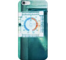 Thermometer 2 iPhone Case/Skin
