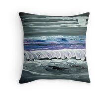 Gulf of Dreams Throw Pillow