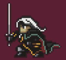 Alucard, son of Dracula by judgepeppa