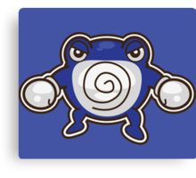 Poliwrath Canvas Print