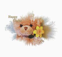 Happy Easter Greetings  Baby Tee