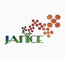 The Name Game - Janice by immortality