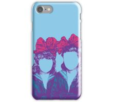 Girls Without Faces iPhone Case/Skin