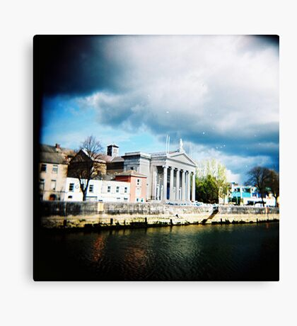 St. Mary's After Oglandby Canvas Print
